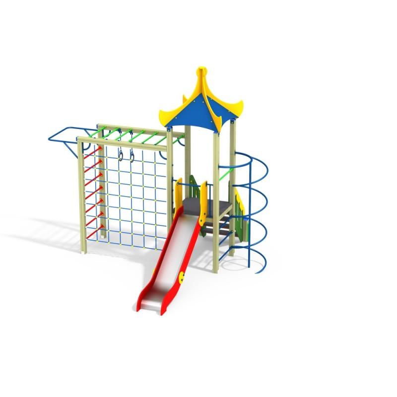 ДИК 1.031 Детский игровой комплекс Н=1200