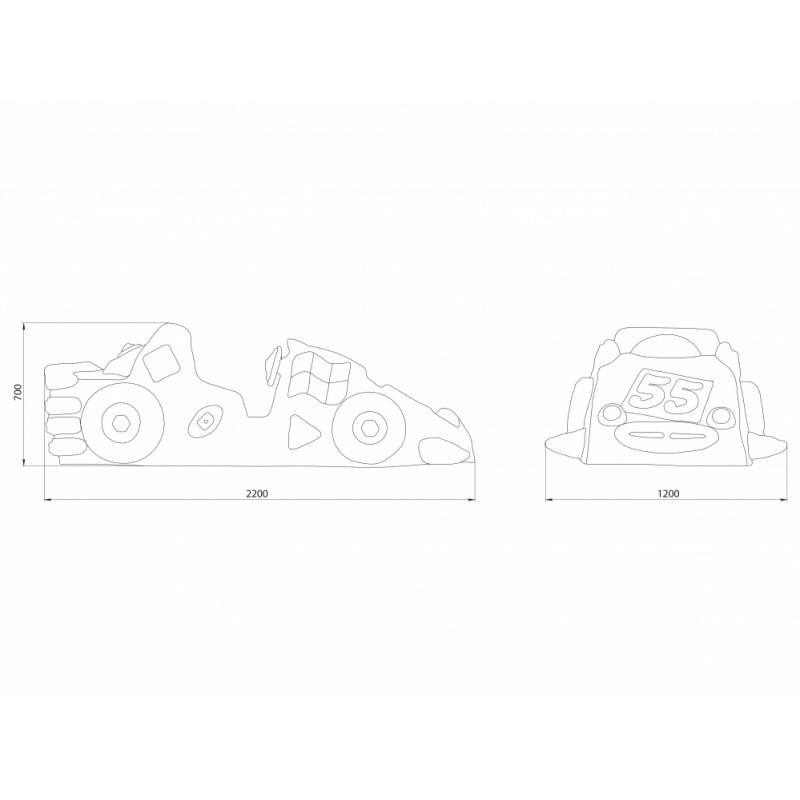 РМФ 4.71 Спорт Машинка