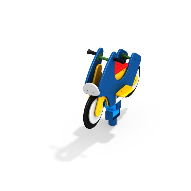 ДИО 4.704 Качалка на шарнире Мотоцикл