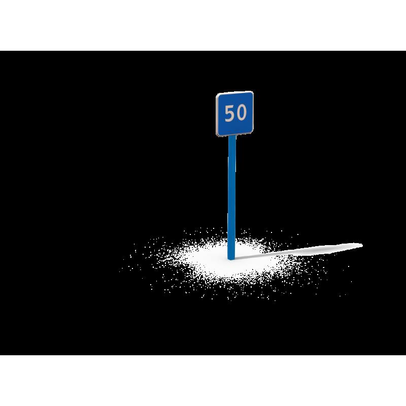ДОУ 6.26 Знак Рекомендуемая скорость