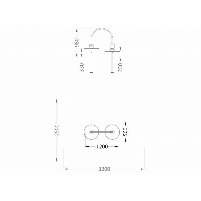 МФ 5.33 Счеты со столиком