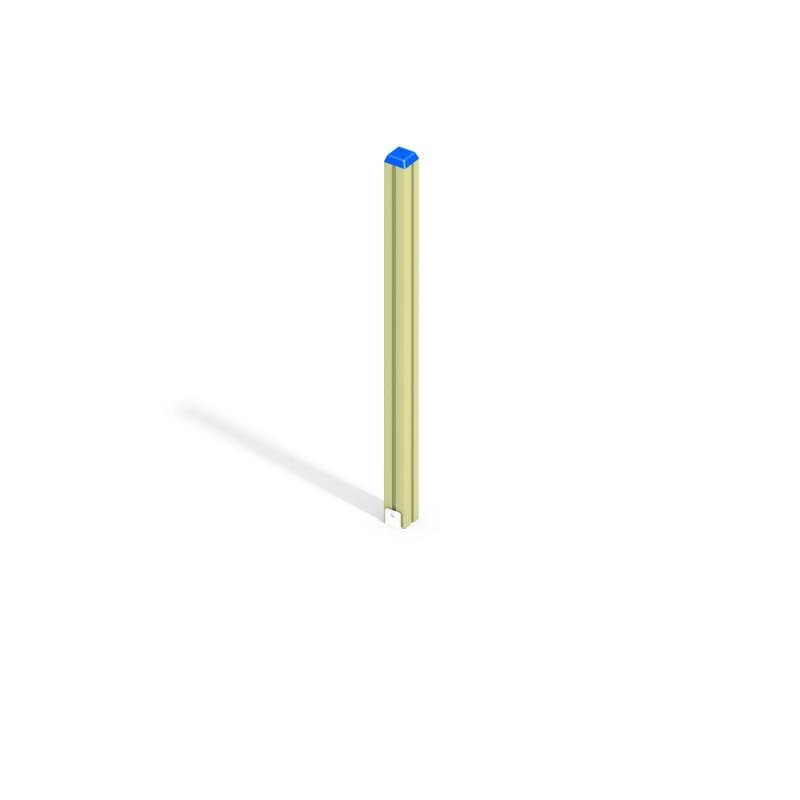 МФ 7.113 Столб деревянный для ограждения 1500 мм