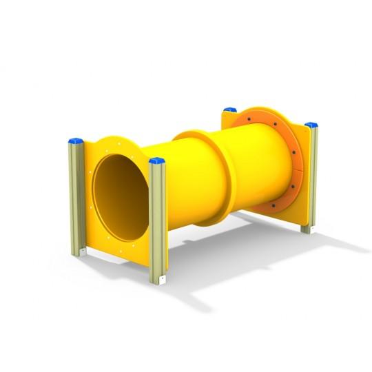 СО 3.015-К15 Пластиковая труба на столбах