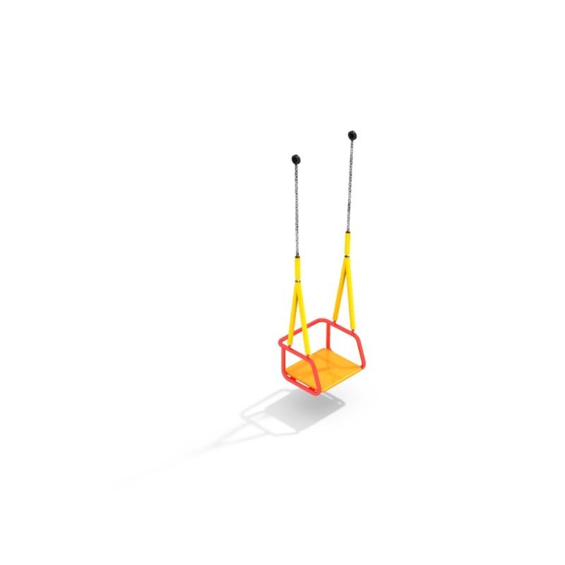 ДИО 1.2051к Подвес металлический на короткой цепи с термоусадкой