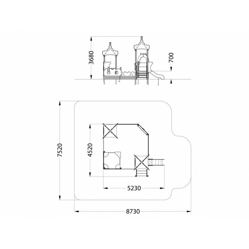 МФ 3.27 Песочный дворик Шахматный клуб