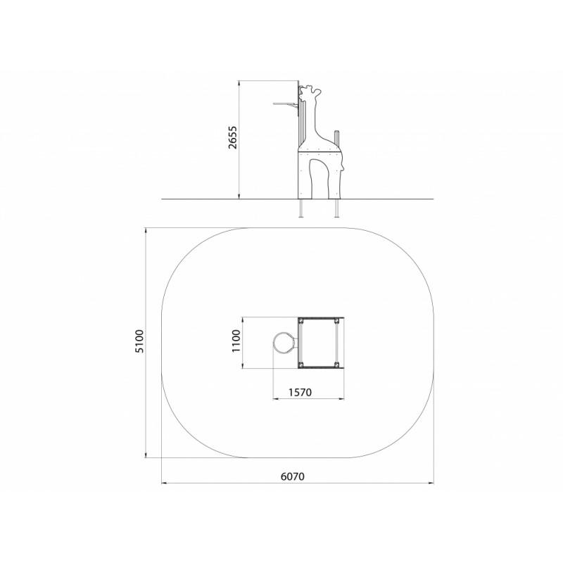 СО 1.261 Спортивный комплекс Жираф