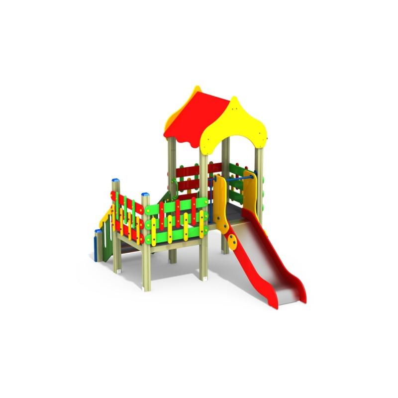 ДИК 2.133 Детский игровой комплекс Умка Н=900