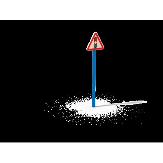ДОУ 6.34 Знак светофор