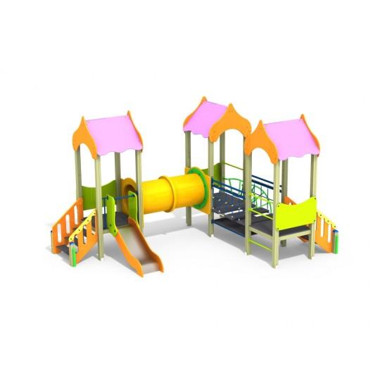ДИК 3.08-К16 Детский игровой комплекс Атракцион Н=700