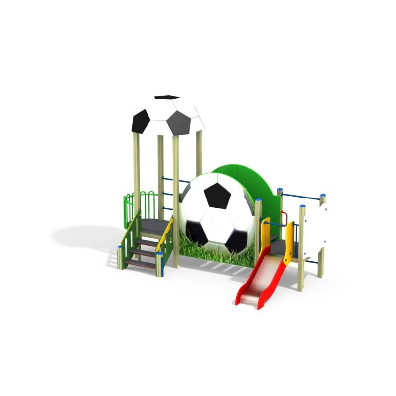 ДИК 2.097 Детский игровой комплекс Футбол с мячем Н=700