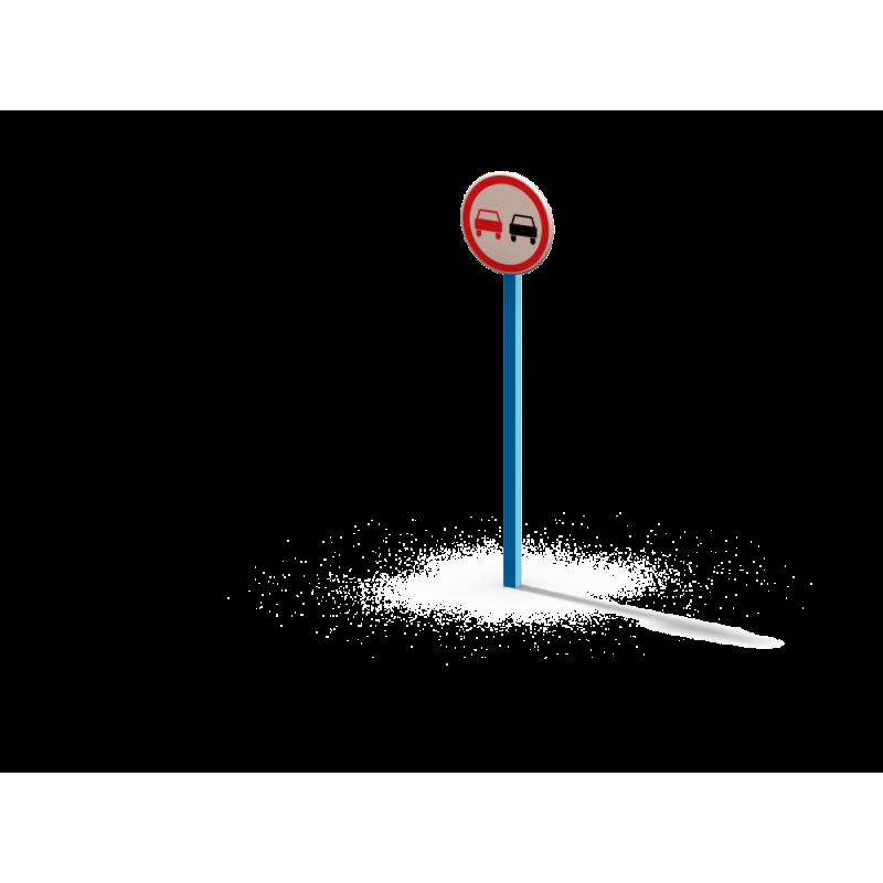 ДОУ 6.09 Знак Обгон запрещен