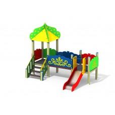 ДИК 2.074 Детский игровой комплекс Звездочет Н=700