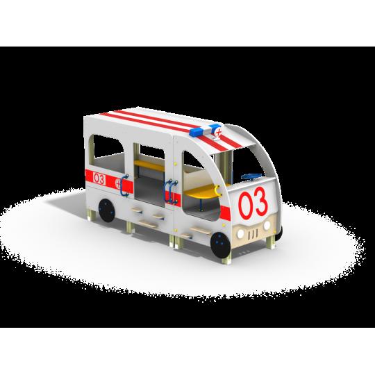 МФ 4.028 Автобус Скорая помощь