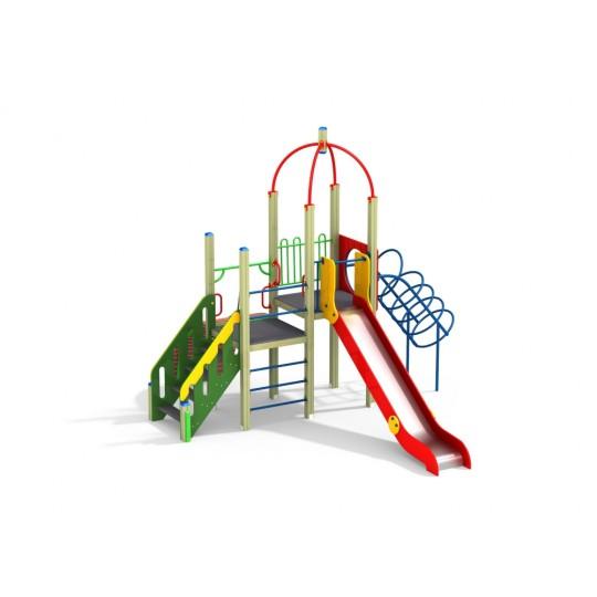 ДИК 1.226 Детский игровой комплекс Изюминка Н=1500
