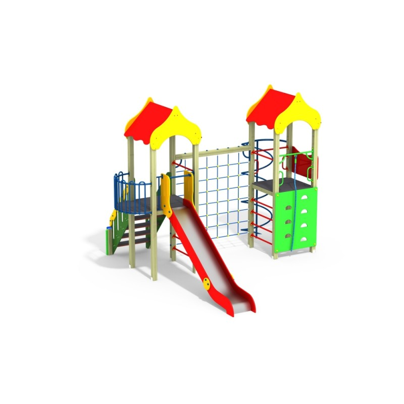 ДИК 2.101-15 Детский игровой комплекс Альпинист Н=1500