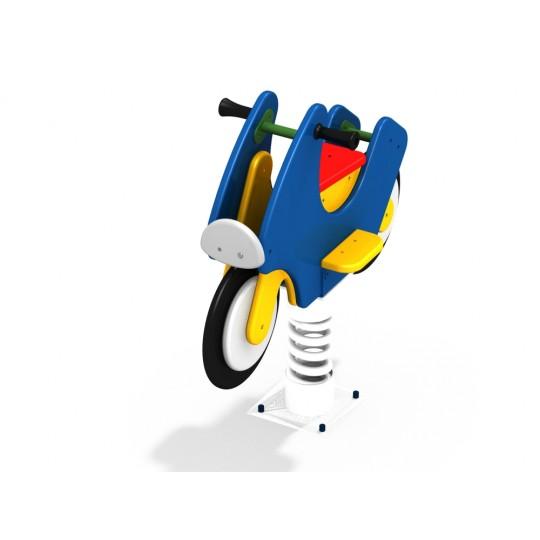 ДИО 4.04 Качалка на пружине Мотоцикл