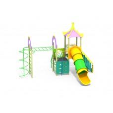 ДИК 1.253-К16 Детский игровой комплекс Киндер Н=1500