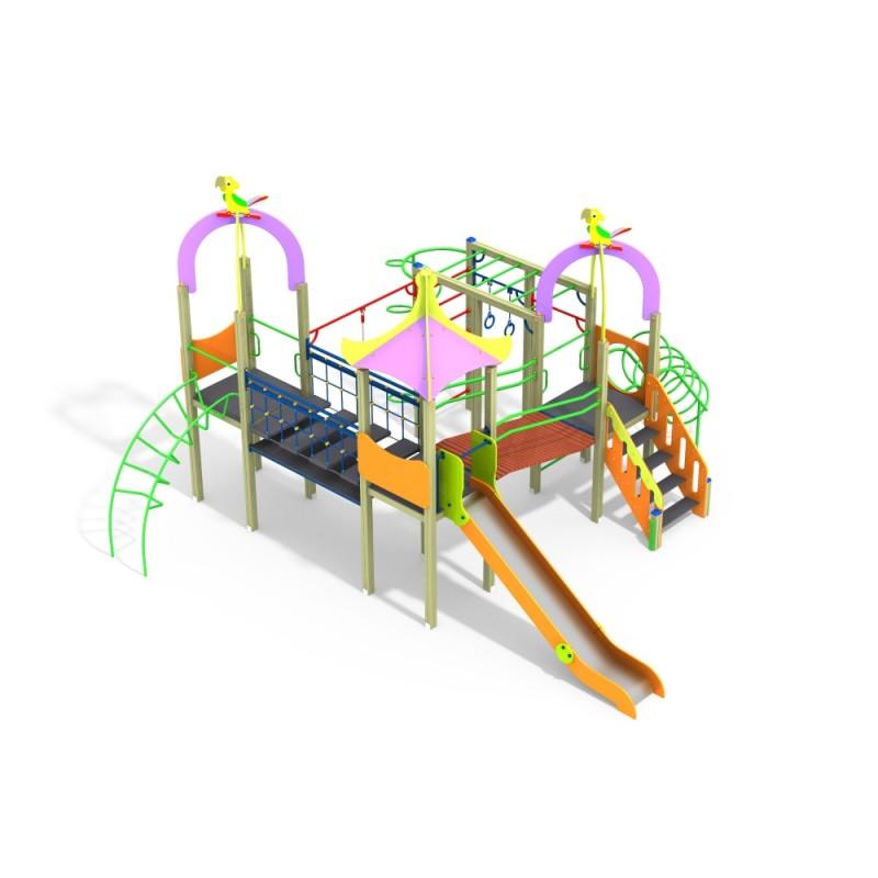 ДИК 3.213-16 Детский игровой комплекс Какаду Н=1500
