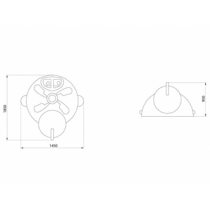 РМФ 4.39 Вертолет