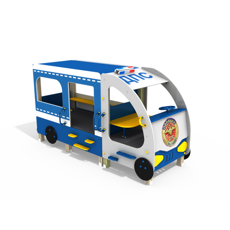 МФ 4.026 Автобус ДПС