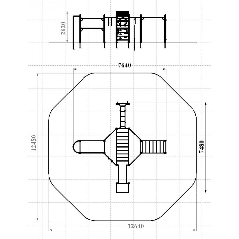 СО 1.384 Спортивный комплекс