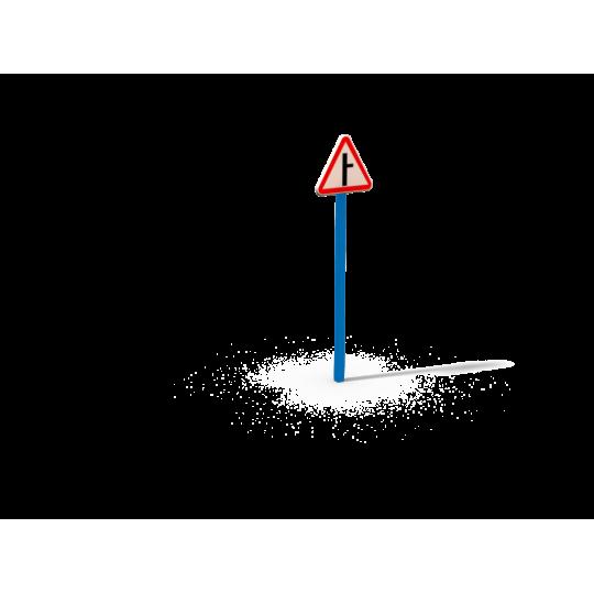ДОУ 6.31 Знак Примыкание второстепенной дороги