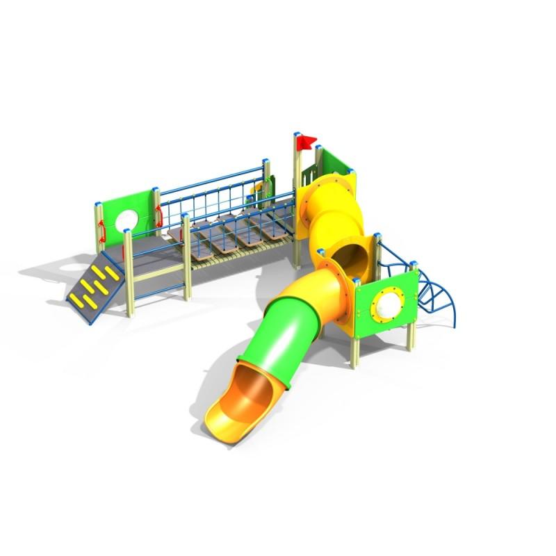 ДИК 3.19-К15 Детский игровой комплекс Исследователь Н=700