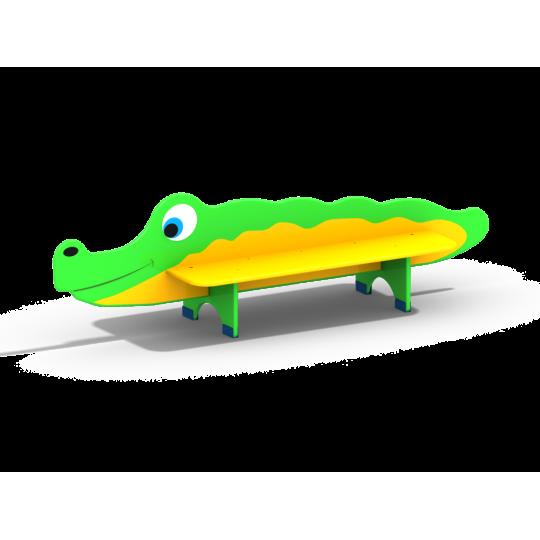 МФ 1.33 Лавочка Крокодил