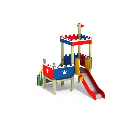 ДИК 2.135 Детский игровой комплекс Вундеркинд Н=900
