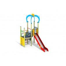 ДИК 1.29 Детский игровой комплекс Дельфинарий Н=1500
