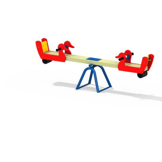 ДИО 3.05 Качалка-балансир Уточки