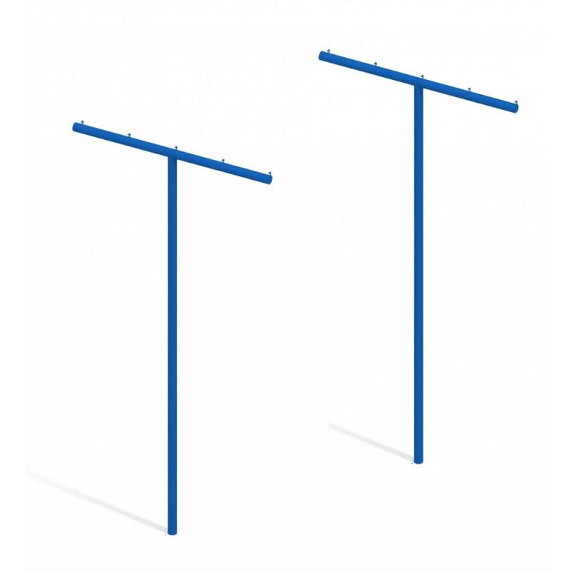 МФ 6.16 Стойка для сушки белья (комплект 2 шт)