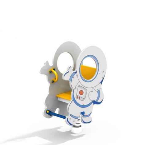 ДИО 4.34 Качалка на пружине Космонавт