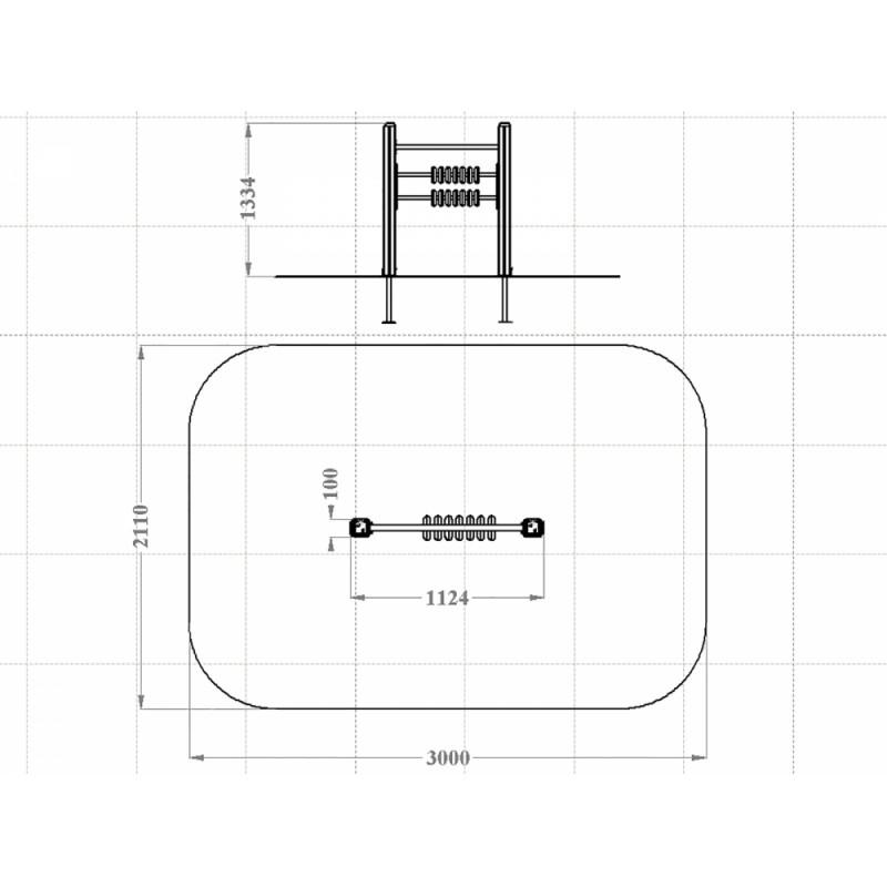 МФ 5.32 Счеты на столбах
