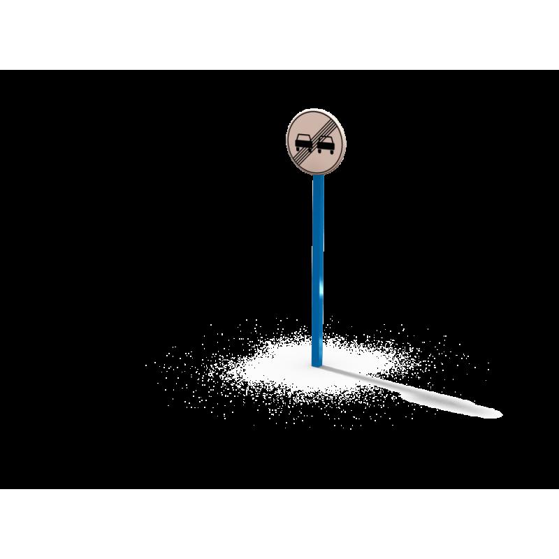 ДОУ 6.15 Знак Конец зоны запрещения обгона