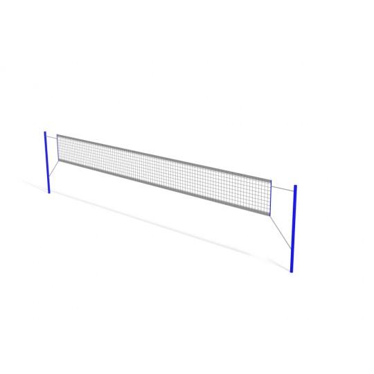 СО 5.05 Стойки волейбольные (комплект) без сетки