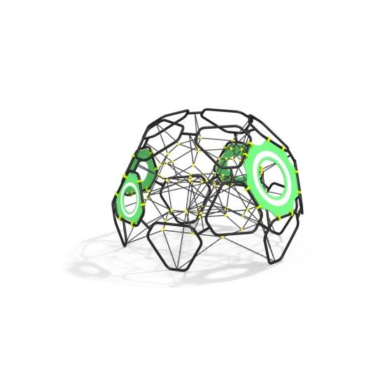 УК 7.412.11 Треугольная сфера с сеткой цинк