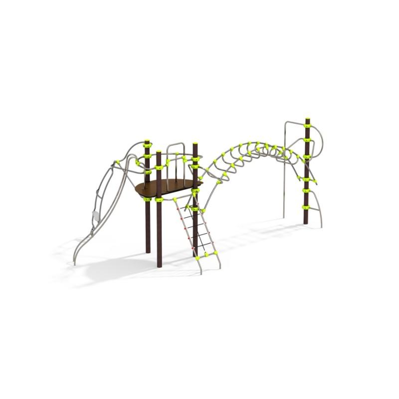 УК 7.105.01 Башня с рукоходом нерж