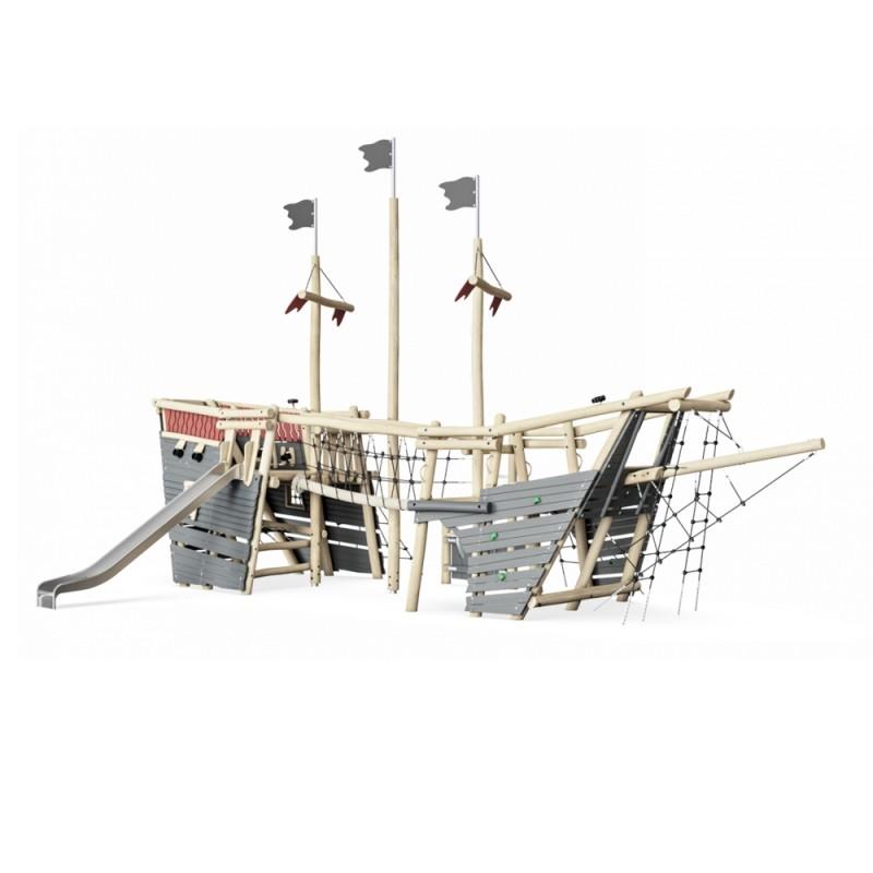 ДП 4.124 Корабль пиратов большой