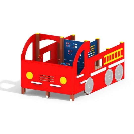 МФ 4.221 Пожарная машина