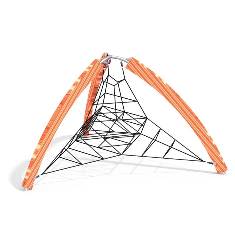 УК 7.906.11 Флекс сетка пирамида цинк