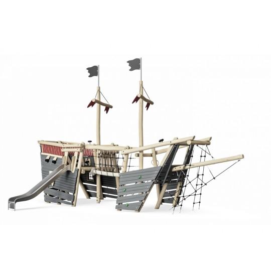ДП 4.123 Корабль пиратов средний