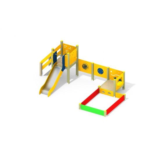 ДИК 3.243 Детский игровой комплекс Н=700